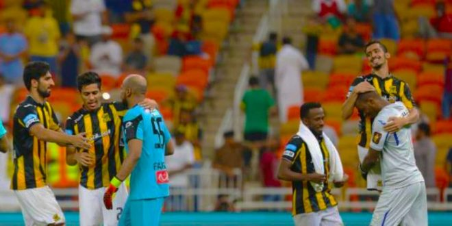 مشاهدة مباراة الاتحاد والباطن بث مباشر كورة اون لاين بث مباشر 1-4-2018 في نصف نهائي كأس الملك