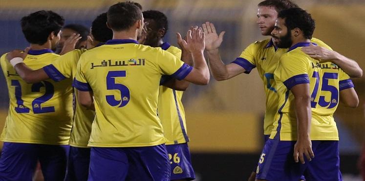 مشاهدة مباراة النصر والقادسية اليوم بث مباشر أون لاين يلا شوت رابط يوتيوب بدون تقطيع في الدوري السعودي