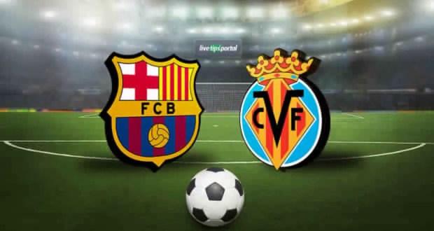 مباراة برشلونة وفياريال بث مباشر يلا شوت يوتيوب كورة اون لاين اليوم 9-5-2018 في الدوري الاسباني
